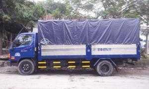Bán xe tải Hyundai HD800