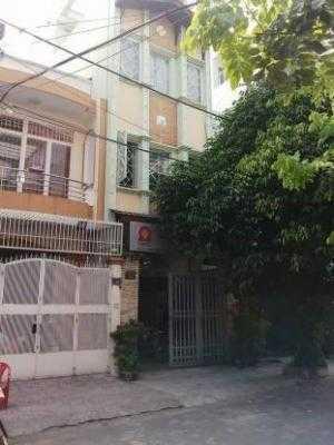 Bán nhà MT Cư xá Nguyên Hồng 1T,2L,ST, Bình Thạnh.