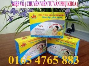 Ngọc nữ tâm vương - Hỗ trợ điều trị về viêm nhiễm phụ khoa
