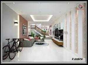 Nhà Trường Sa nhỏ xinh 26m2, Phú Nhuận, 5 tầng, HXH, giá sốc 4.3 tỷ