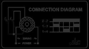 Bộ timer đảo chiều động cơ slg, Bộ hẹn giờ chuyên dùng để đảo chiều động cơ slg