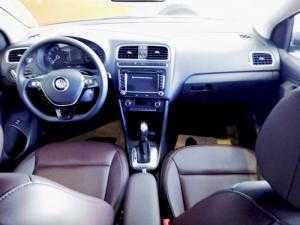 Ưu đãi vàng - Nhanh tay sở hữu The New Volkswagen Polo Sedan DOHC I4 màu nâu tại VW Đà Nẵng