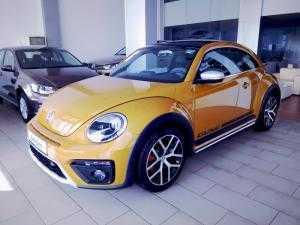 Ưu đãi vàng - Nhanh tay sở hữu Volkswagen Beetle DUNE tại VW Đà Nẵng
