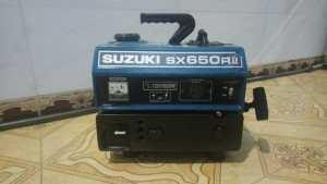Máy phát điện suzuki sx650rII