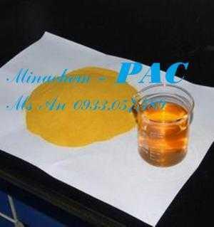 PAC Vàng 28-31% Polyamonium chloride