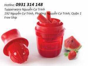 Máy Xay Thực Phẩm Food Processor Juist không dùng điện giữ nguyên hương vị thuần khiết của trái cây.