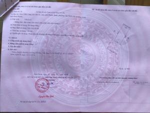 Đất TĐC Tân Xuân (Tđc BD16) đường 23m & 17m