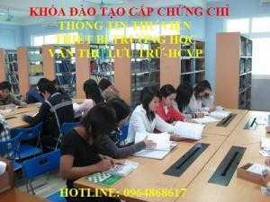 Học nghiệp vụ thiết bị trường học tại Cần Thơ và các tỉnh/đào tạo chứng chỉ