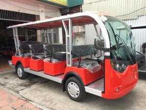 Xe điện chở khách 14 chỗ lvtong