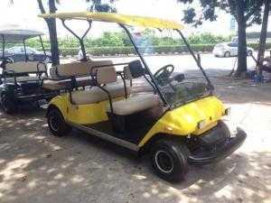 Bán xe điện sân golf 8 chỗ Yamaha