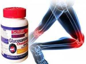 Schiff Glucosamine 1500mg - Hổ trợ xương khớp