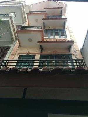 Nhà Minh Khai, Hai Bà Trưng 58m, đẹp ở ngay, 4 tầng, hiếm có