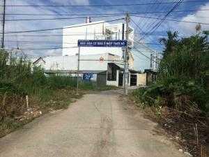 Bán nền thổ cư 100%, KDC Mặt Trời Đỏ, đường Nguyễn Văn Cừ, P. Long Tuyền, Q. Bình Thuỷ, TP Cần Thơ