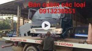Bán cabin xe tải ben trường giang, cuu long, jac, vinaxuki, howo, camc, Việt trung, thaco , dongfeng các loại