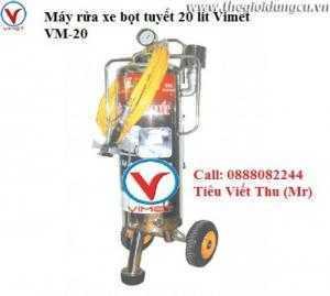 Máy rửa xe bọt tuyết 20 lit Vimet VM-20