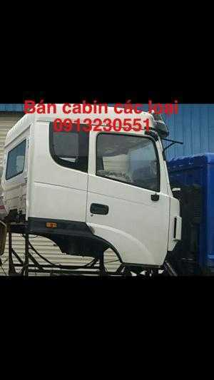 Bán cabin xe tải trường giang 8 tấn các loại, hino, isuzu, dayun, c&c, giải phóng, kia, huyndai