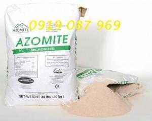 Khoáng nguyên liệu AZOMITE Mỹ