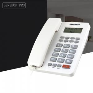 Điện thoại cố định Peaktol KX T8204CID