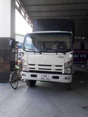 Giá xe tải isuzu 8 tấn 2 FN129 - đóng thùng xe inox hoặc nhôm theo yêu cầu khách hàng