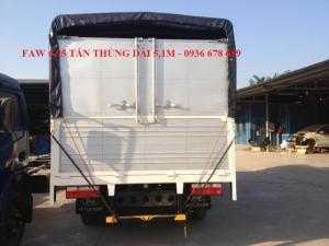 Xe tải faw 6.95 tấn / faw 6,95 tấn / thùng dài 5,1m / giá rẻ