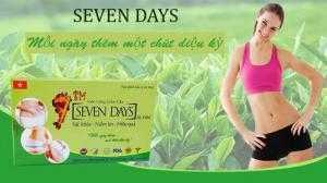 Viên Uống Giảm Cân Seven Days - Giảm Cân Đẹp Da