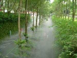 Lắp đặt máy phun sương quận Thủ Đức cho trang trại ,quán cafe...
