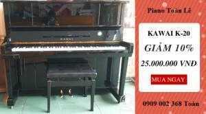 Đàn Piano Cơ Kawai K-20.