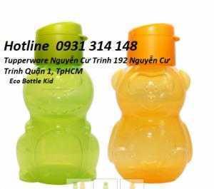 Bình nước em bé Eco Bottle Kid, Bình sữa cho bé Eco Bottle Kid, Bình đựng nước ép cho bé