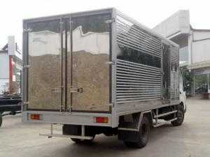 Bán Xe Tải Hino 3T5/ 3,5 tấn/ 3.5 tấn Thùng dài 5m Trả góp 90%