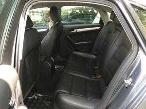 Cần bán Audi A4 đăng ký 2013 odo 60.000km