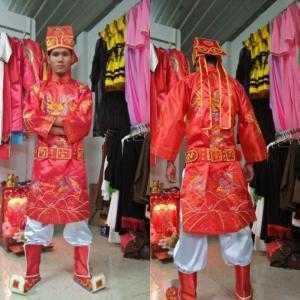 Chuyên cho thuê trang phục phúc lộc thọ, vua, quan giá rẻ