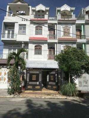 Bán nhà trệt 3 lầu kdc vạn phát cồn khương phường Cái Khế quận Ninh Kiều TPCT.