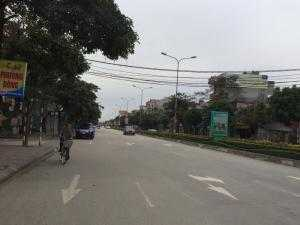 Bán gấp nhà 2 tầng ngay mặt tiền đường Trần Hưng Đạo chỉ 2,5 tỷ