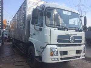 Xe tải Dongfeng 6t8 thùng dài 9.3m | Dongfeng 4 chân | Giá xe tải Dongfeng