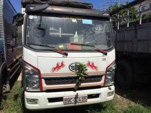 Xe tải cũ Faw 6t7 thùng dài 6m2, đời 2015