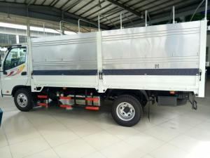 Giá xe tải ollin 360 thùng dài 4,25m, sảm phẩm mới 12/2017, 2 tấn, 2,15 tấn, thaco xe tải