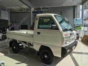 Xe tải nhẹ SUZUKI Super Carry Truck 550kg, thùng lửng, giá tốt nhất