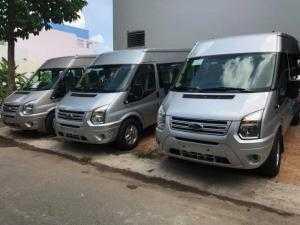 Transit 16 chỗ Giá Hot Giao Ngay !!! Thời điểm vàng để đầu tư dịch vụ !!!