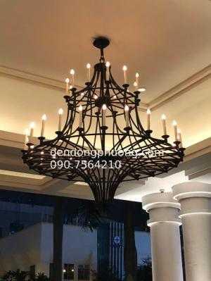 Cung cấp sản xuất đèn chùm kích thước lớn tại...