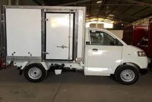 Cần Bán Xe Suzuki Năm 2017 Thùng Kín Composesit 3 Cửa Giá Cực Rẻ.