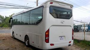 Bán xe 29 chỗ Universer 2017 bầu hơi TB85S Thaco Trường Hải, Bà Rịa Vũng Tàu