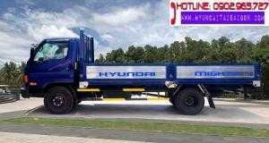 Xe Tải HYUNDAI HD120SL Thùng Lửng Dài 6m2 – Xe Tải 8 Tấn Hyundai HD120SL