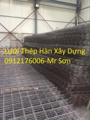 Lưới thép hàn xây dựng, lưới hàng rào Nhật Minh Hiếu