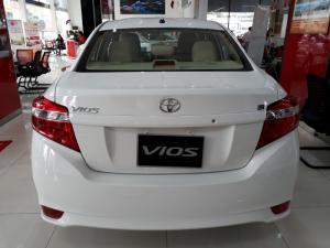 Toyota Vios 1.5E 2018 GIAO NGAY chỉ cần 130TR, Tặng phụ kiện, bảo hiểm vật chất.