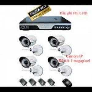 Lắp đặt, sửa chữa, bảo trì, cho thuê hệ thống camera quan sát