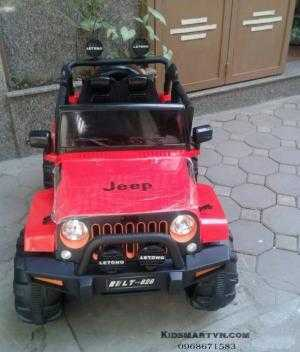 Ô tô điện trẻ em mẫu xe thể thao LT-828