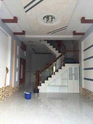 Bán nhà mới xây 1 triệt 1 lầu hẻm nhánh 4m đường Nguyễn Tri Phương, An Khánh, Ninh Kiều, TPCT.