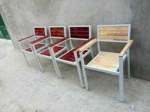 Ghế gỗ cafe giá rẻ hgh106