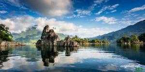 Hồ Thủy điện Na Hang   (Viethometravel.vn - viethometravel.com)