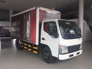 Cần thanh lý gấp xe Mitsubishi 1.9t thùng kín inox giá cực rẻ
